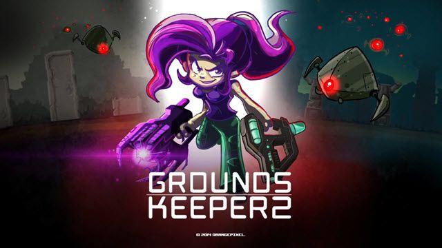 Groundskeeper2 Tanıtım Videosu