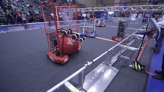 Robotlar Savaşı Başladı