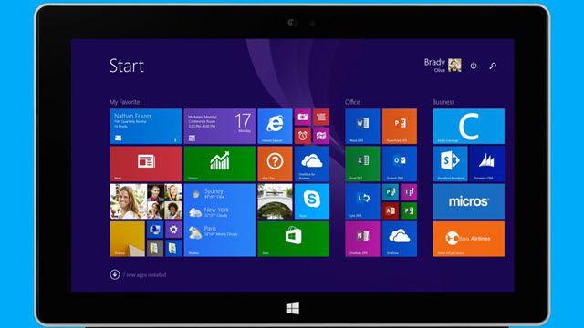 Windows 8.1 Yeni Güncellemesiyle Çok Daha Hızlı ve Verimli