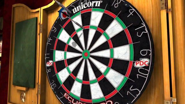 Darts Match Tanıtım Videosu