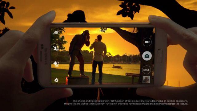 Samsung Galaxy S5'in HDR Özelliği