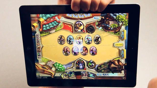 Hearthstone iPad Tanıtım Videosu