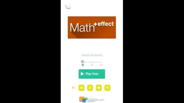 Math Effect Tanıtım Videosu
