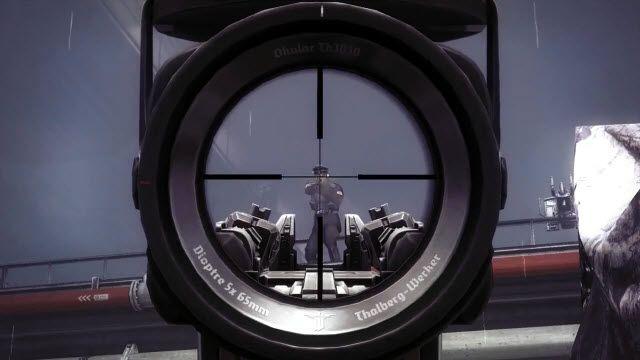 Wolfenstein - Gizlilik ve Kargaşa