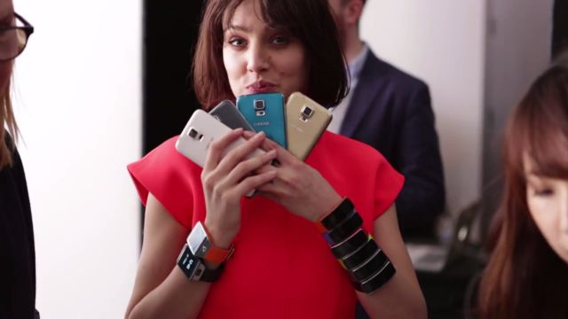 Samsung Galaxy S5 ve Gear Her Zevke Uygun