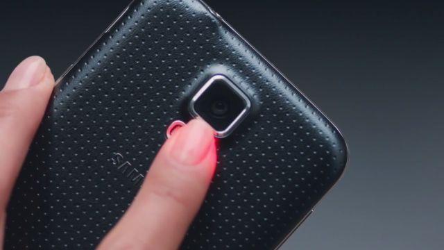 Samsung Galaxy S5 Sağlığınıza Önem Veriyor