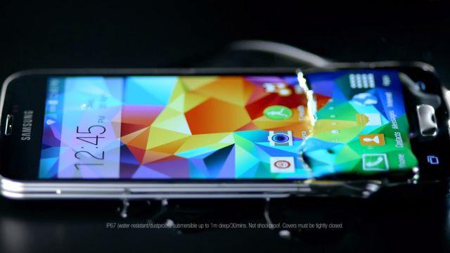 Samsung Galaxy S5'in Dikkat Çeken Özellikleri