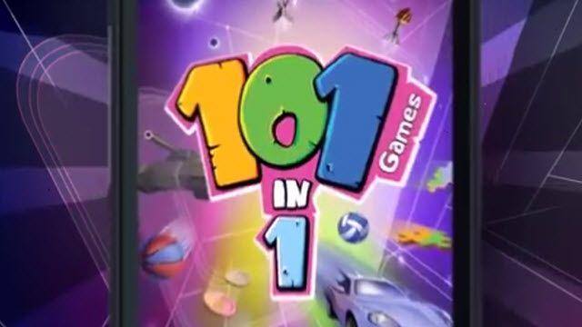 101-in-1 Games Tanıtım Videosu