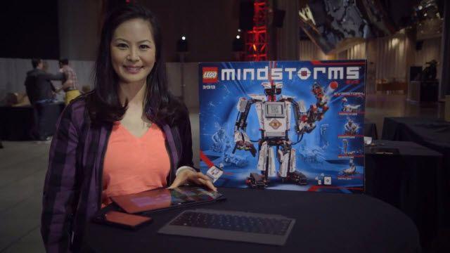 Microsoft Ürünlerini Kullanarak LEGO Robot Hazırladılar