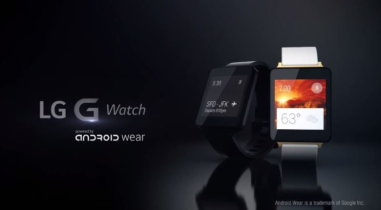 LG G Watch Tanıtım Videosu