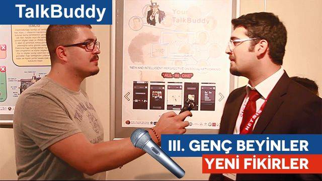TalkBuddy - III. Genç Beyinler Yeni Fikirler