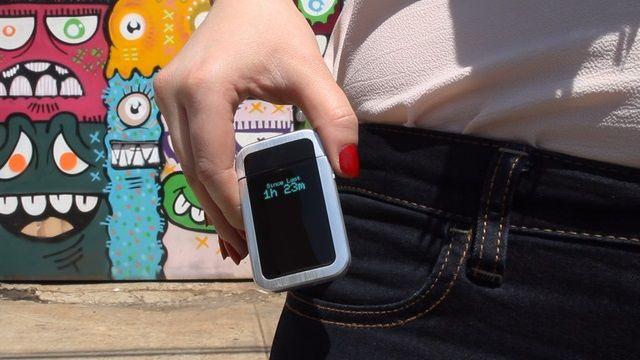Akıllı Çakmak Quitbit'in Tanıtım Videosu
