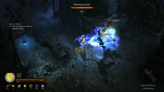 Diablo 3: Reaper of Souls PlayStation 4'te Böyle Görünecek
