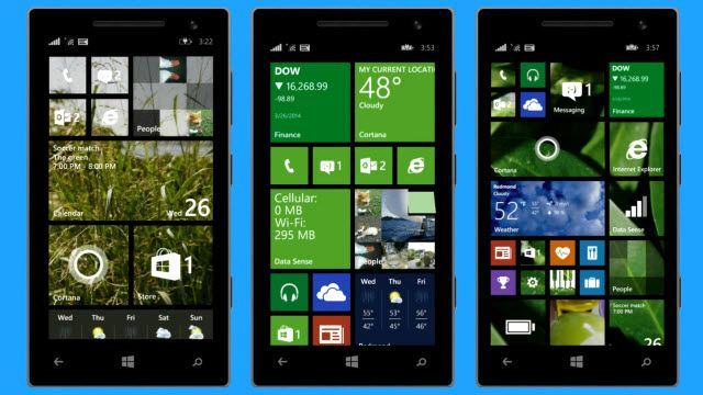 Windows Phone 8.1 ile Gelen Yenilikler