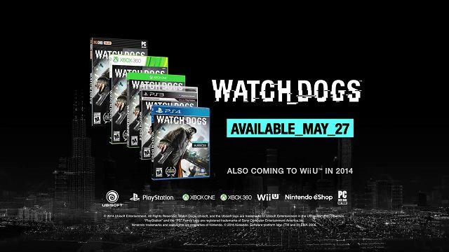 Watch Dogs - Çıkış Videosu