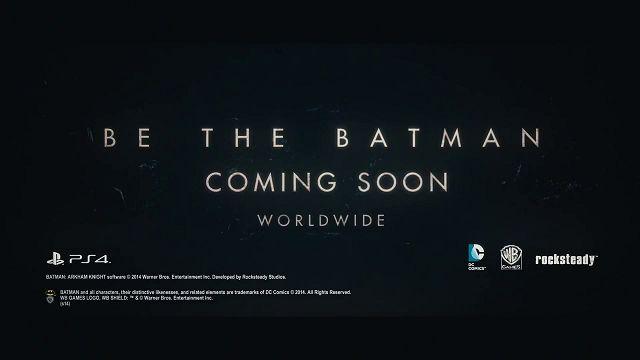Batman Arkham Knight - Oynanış Videosu