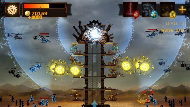 Steampunk Tower Tanıtım Videosu