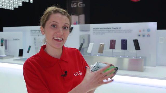 LG G3 Lansman Günü Tanıtımları