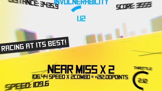 Voxel Rush: 3D Racer Free Oynanış Videosu