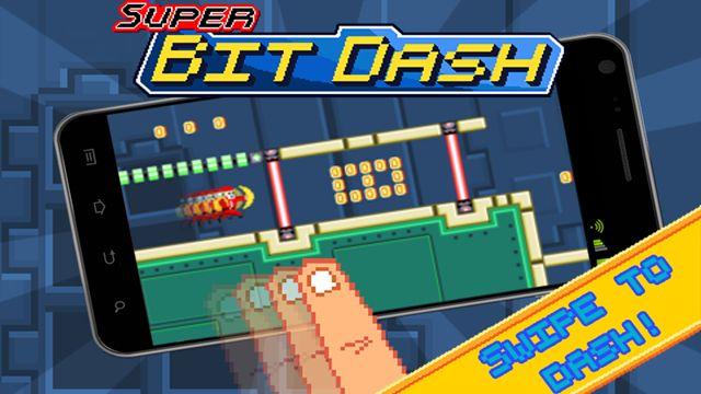 Super Bit Dash Oynanış Videosu