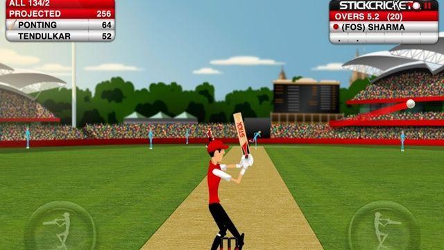 Stick Cricket Oynanış Videosu