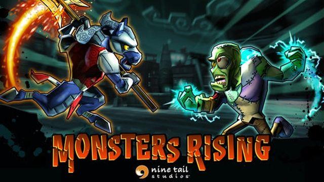 Monsters Rising Oynanış Videosu
