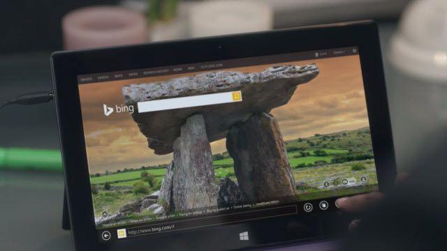 Mobilde Internet Explorer ile Tam Ekran Keyfi