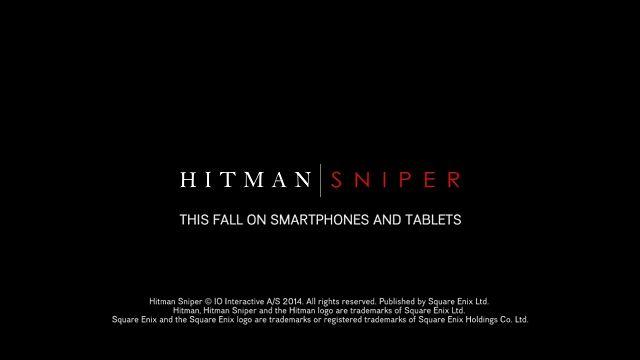 Hitman: Sniper - Tanıtım Videosu