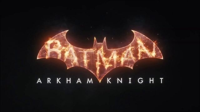 Batman Arkham: Knight - Batmobile Tanıtım Videosu
