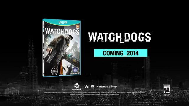 Watch Dogs - Wii U Tanıtım Videosu