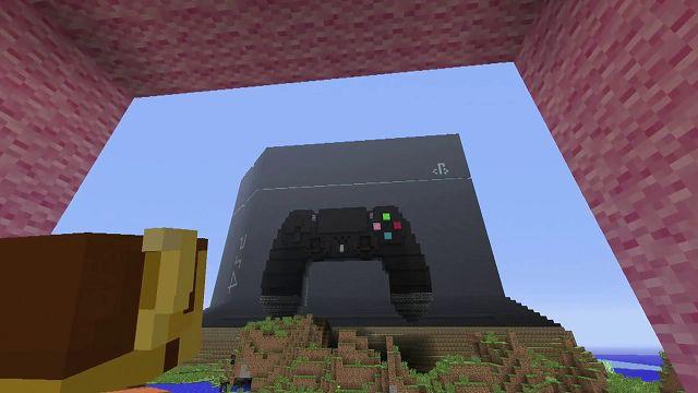 Minecraft PS4 Tanıtım Videosu - E3 2014