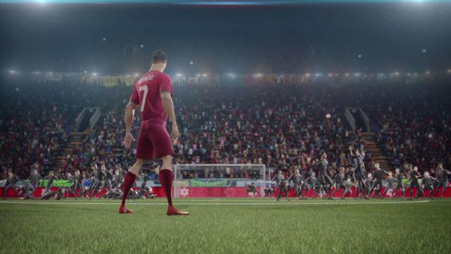 Nike Futbolun Etkileyici Reklam Videosu