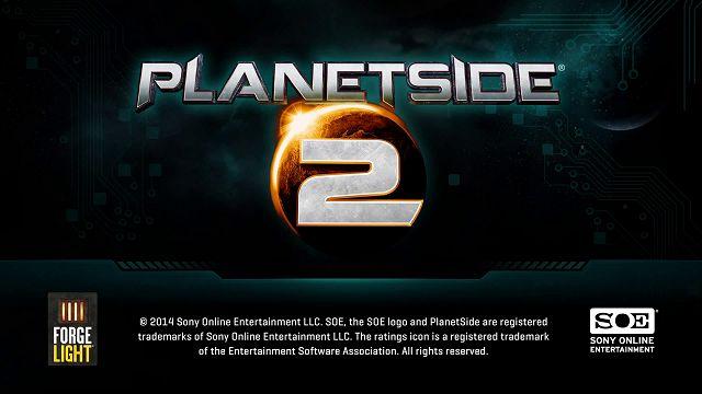 Planetside 2 PS4 Tanıtım Videosu - E3 2014