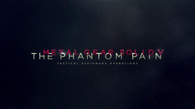 Metal Gear Solid 5: The Phantom Pain Tanıtım Videosu - E3 2014