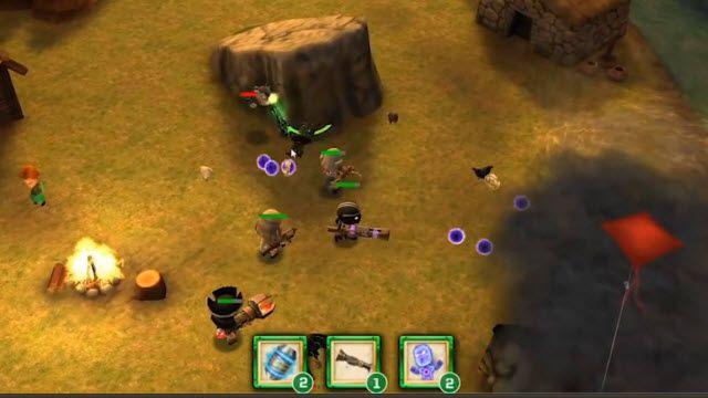 Ninja Time Pirates Tanıtım Videosu