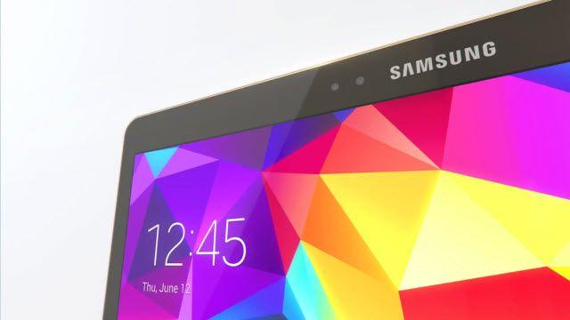 Samsung Galaxy Tab S Çıkış Videosu