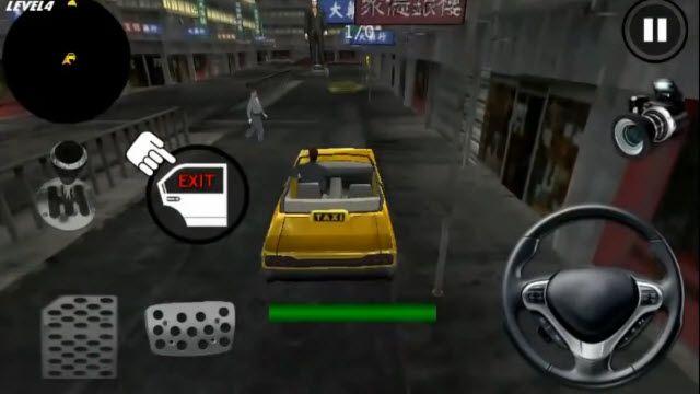 Crazy Taxi King 3D Tanıtım Videosu