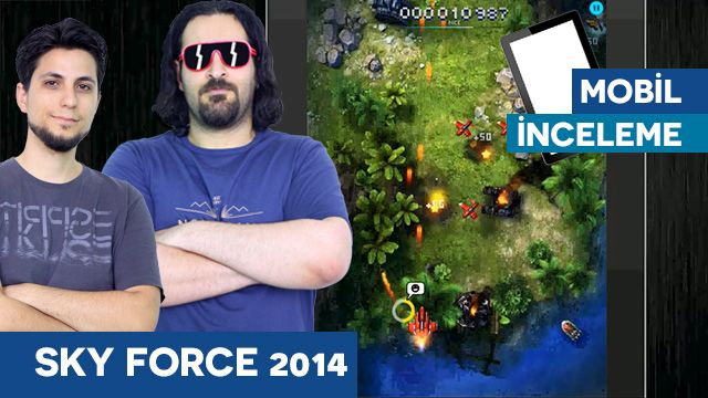 Sky Force 2014 - Tamindir İncelemesi