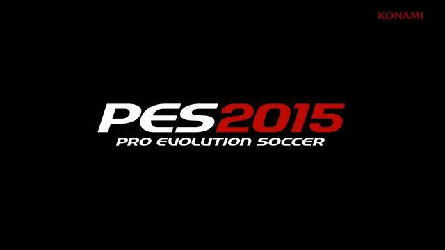PES 2015 Duyuru Videosu