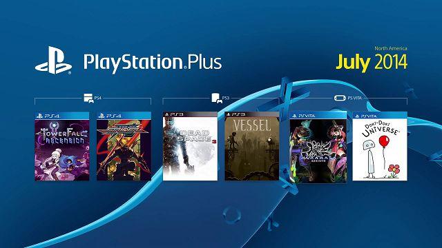 PlayStation Plus Temmuz Ayı İçeriği