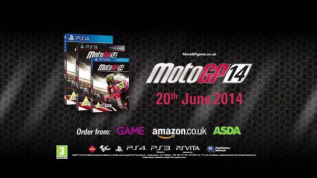 MotoGP 2014 Çıkış Videosu