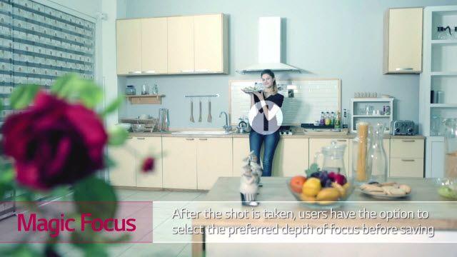 LG G3 ile Profesyonel Kamera Çekimleri Gerçekleştirin