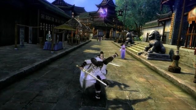Age Of Wushu Oynanış Videosu
