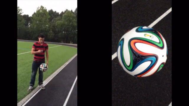 BallTune ile Futbol Topunuzun Hava Basıncını Ölçün