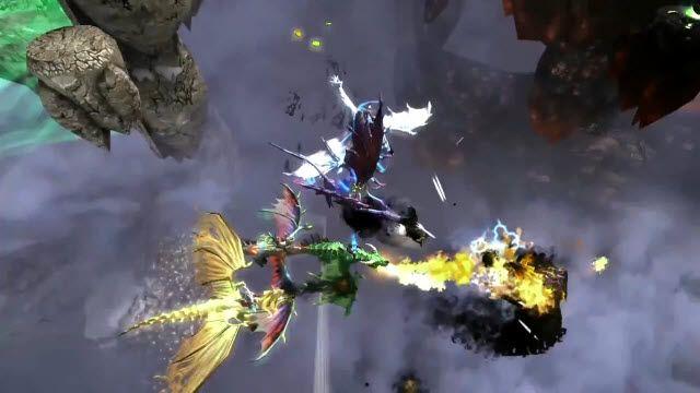 Dragons and Titans Tanıtım Videosu