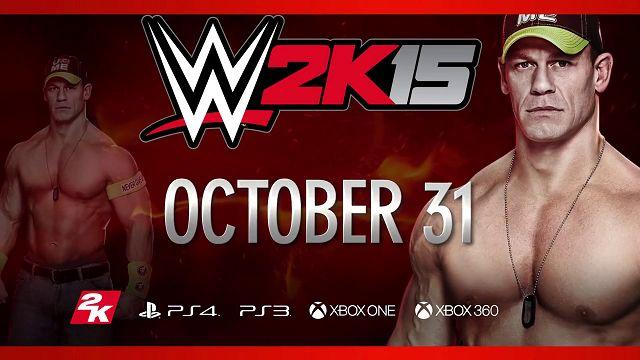 WWE 2K15 - John Cena Tanıtım Videosu