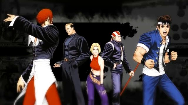 The King of Fighters '97 Tanıtım Videosu