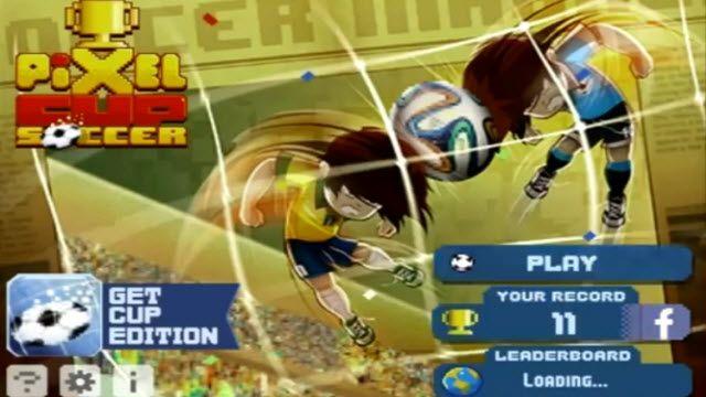 Pixel Cup Soccer Maracanazo Oynanış Videosu