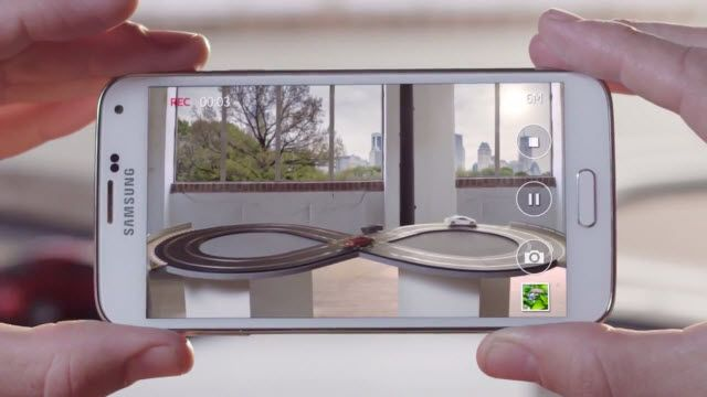 Kamera İçin Samsung Galaxy S5'e Geçme Vakti
