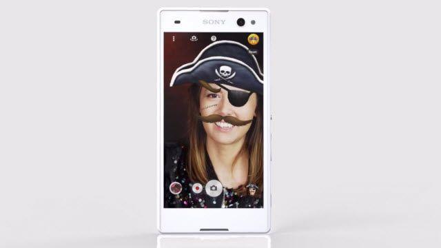 Sony Xperia C3: En İyi Android Selfie Telefonu